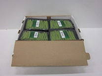 Haricots verts  12x250 gr